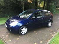 2004 FORD FIESTA 1.2 # FULL RECARO LEATHER INTERIOR # FULL YEARS MOT # GENUINE 88.000 MILES #