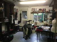 Workshop Studio Warehouse Creative Space in Hackney Wick 780 pcm