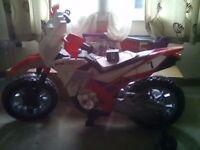 Electric motorbike 3+