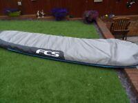 fanatic paddle board