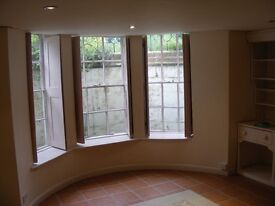 Stunning self-contained flat in double-fronted Georgian house in Bath. FREE BILLS