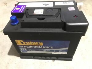 CENTURY DIN53LHMF 500CA HIGH PERFORMANCE MF BATTERY Altona Meadows Hobsons Bay Area Preview