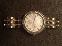 Ladies diamanté watch brand new