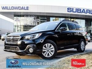2018 Subaru Outback 2.5i Touring | SUNROOF | POWER LIFTGATE