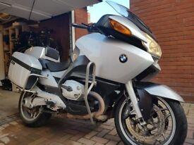 BMW R1200RT LE 1170cc bike