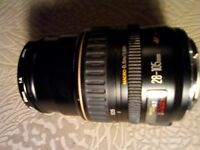 Canon lense EF80-105mm Maero usm ultrasonic