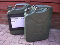 Jerry Cans