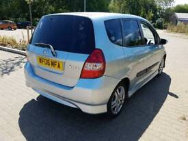 AUTO HONDA JAZZ SPORTS – DRIVES GOOD – IMMACULATE CONDITION - PRIVACY GLASS