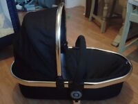 iCandy Peach 2 carrycot (black)