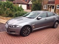 Prem Luxury incl: TV, JagVoice, Rear Camera & Sensors, Chrome Vents, Spare Wheel, Keyless, Sat-Nav