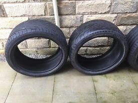 Maxxis Victra MA-Z1 255/35ZR18 part-worn tyres