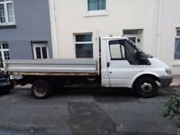 For Sale transit tipper