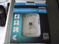 NETIS 150Mbps Wireless USB Adapter