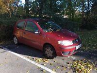 Fiat Punto for sale, perfect first car/runaround