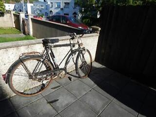 Gents Vintage Bicycle