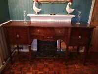 Reduced for quick sale excellent condition polished cabinet (could be upcyled if not modern enough)