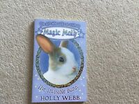The girl who talks to animals Magc Molly The Invisable Bunny book by Holly Webb