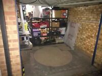Storage space in Slough Garage