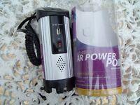 Car 230v 180w Power Point Inverter.