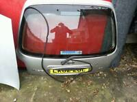 Nissan micra boot. Removed from 2002 model