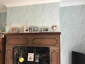 Wallpaper Laura ashley