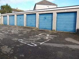 Multiple garages READY TO LET - long term; AVAILABLE NOW. Okehampton