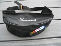 Shakespeare Nascar Fishing Bait Caddy Boilie Bum Bag Standard Size - New Unused