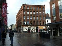Fantastic Creative Space - 37 Queen St, BT1 6EA - Victorian Paper Mill - for artists, small business