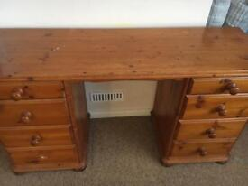 Dressing table £30 or ono