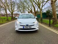 2016 (UK Model) Toyota Prius 1.8 Business Edition Plus Hybrid 5dr | Top Spec | With PCO | Prius 66