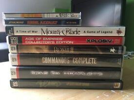 Retro Video Games (PC)