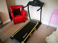 Karrimor Pace Treadmill (collection only)