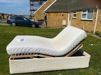 Free - Electric Single Bed