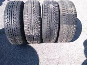 BRAND NEWP215/65R17X4(CHRYSLER300) GISLAVED NORD FROST WINTER TIRES FOR SALE