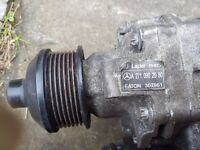 2005 mercedes c180 compressor supercharger