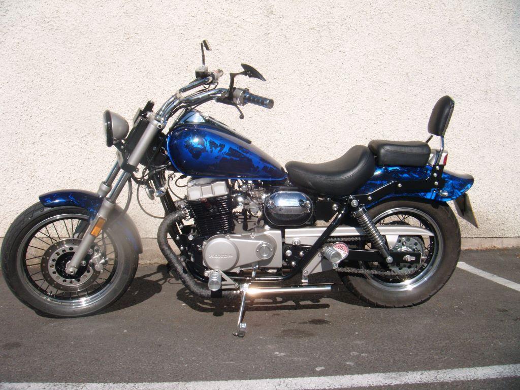 Classic 1986 Honda CMX 450 Rebel