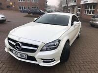 WEDDING CAR HIRE *** WHITE MERCEDES AMG **