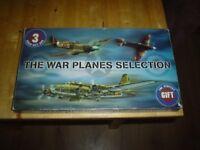 V.H.S TAPES...SPITFIRE -HURRICANE -BOEING B-17