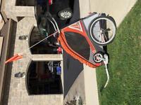 Thule Chariot Cougar 2 Bike Trailer