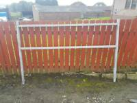 Ifor williams trailer 6ft6 ladder rack never used