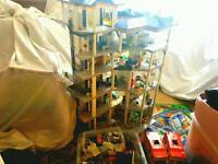 Playmobil hospital custom build