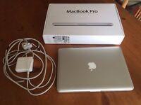 Apple Macbook Pro 13.3 Inch 2011