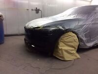 Wanted Industrial Workshop for minor car body repairs