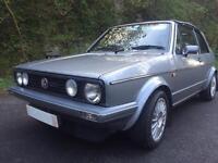 1988 VW GOLF MK.1 Cabriolet