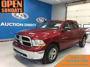 2011 Ram 1500 HEMI! CREW CAB! 4X4! FINANCE NOW!