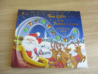 Ten Gifts From Santa Book