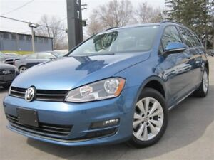 2015 Volkswagen Golf 2.0 TDI COMFRTLINE~WAGON~NAVI~39KMS~MANUAL