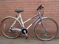 Ladies Raleigh bike ( large frame )