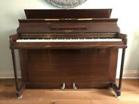 Kemble Minx small upright piano