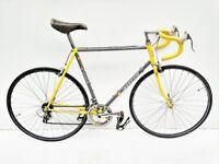 vintage Carrera Mondiale steel racing bicycle